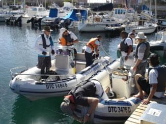 RYA Powerboat and PWC Jet Ski Instructors