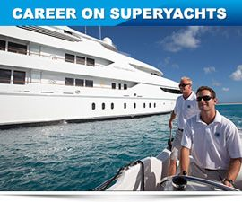 Working on Superyachts